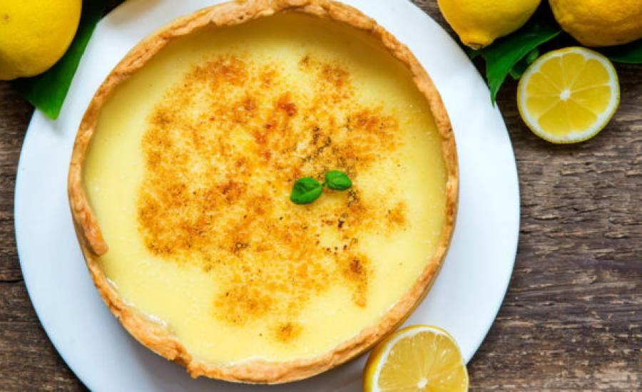 TounsiaNet : Tarte à la ricotta et au citron