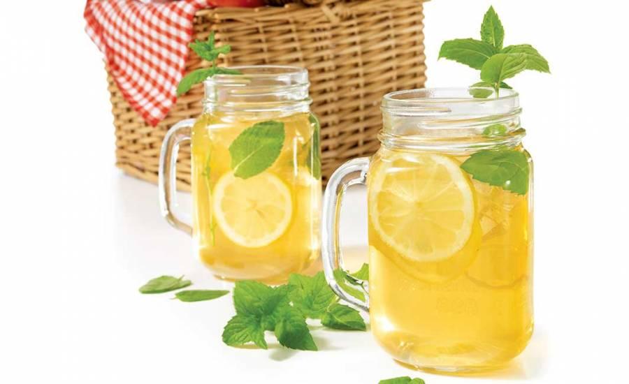 TounsiaNet : Thé glacé citron