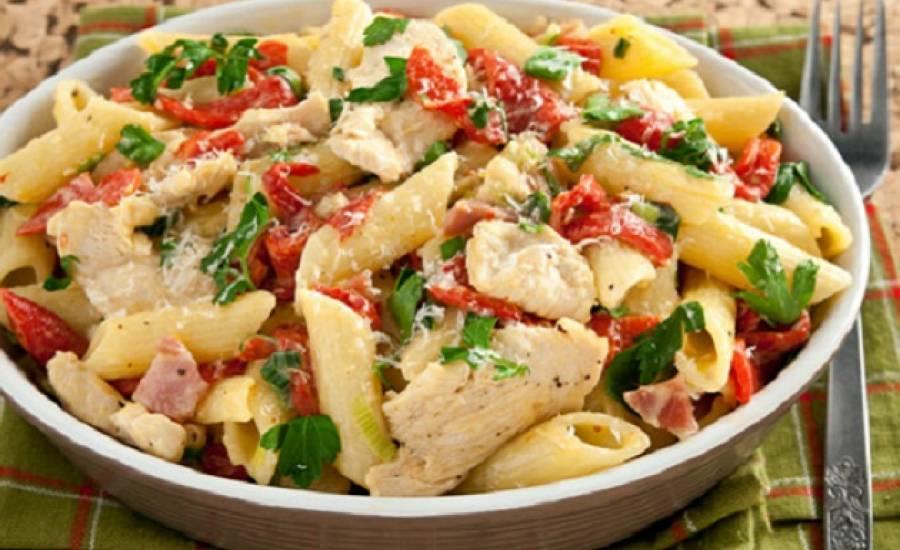 TounsiaNet : Pâtes aux poulet