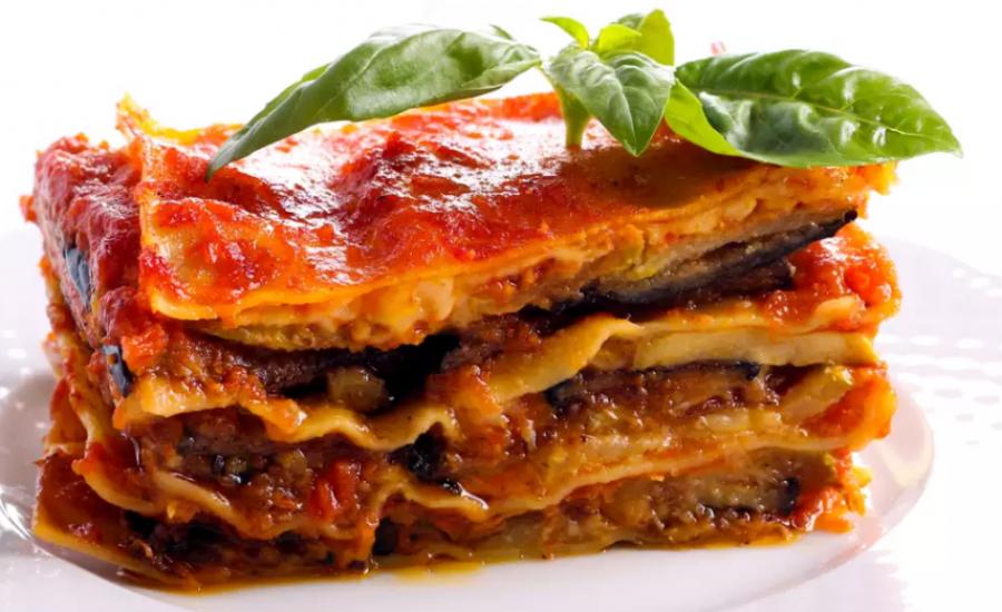 TounsiaNet : Lasagnes d'aubergines