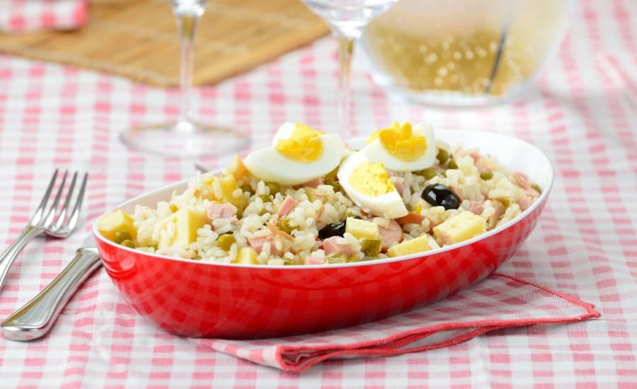 TounsiaNet : salade de riz