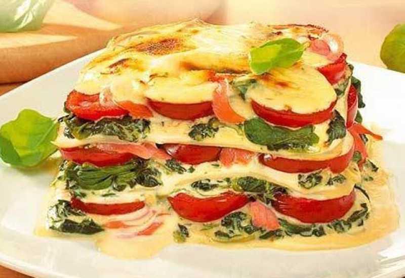 tounsia.Net : Lasagne au poisson