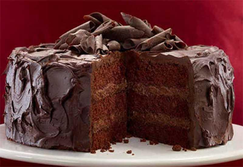 tounsia.Net : gâteau au chocolat