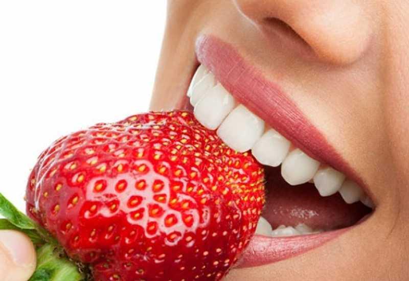 tounsia.Net : Les aliments pour blanchir vos dents