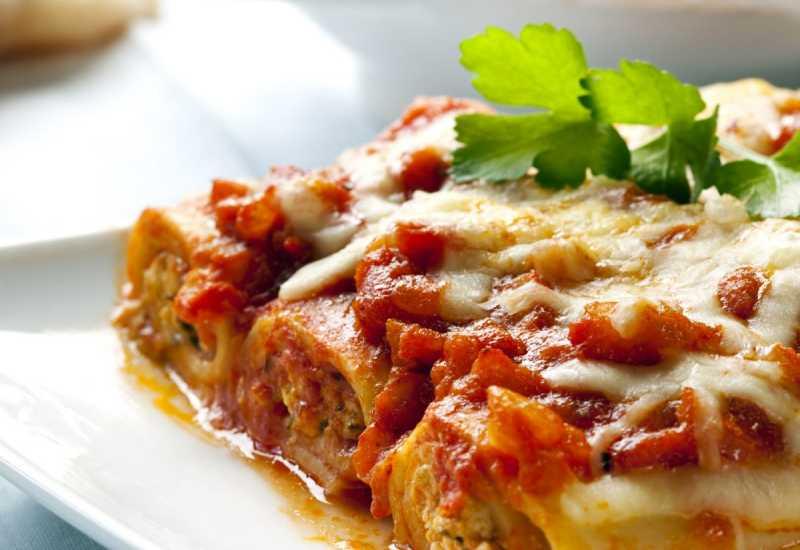 tounsia.Net : Cannelloni à la bolognaise traditionnels