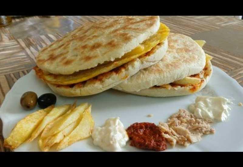 tounsia.Net : Chapati tunisien