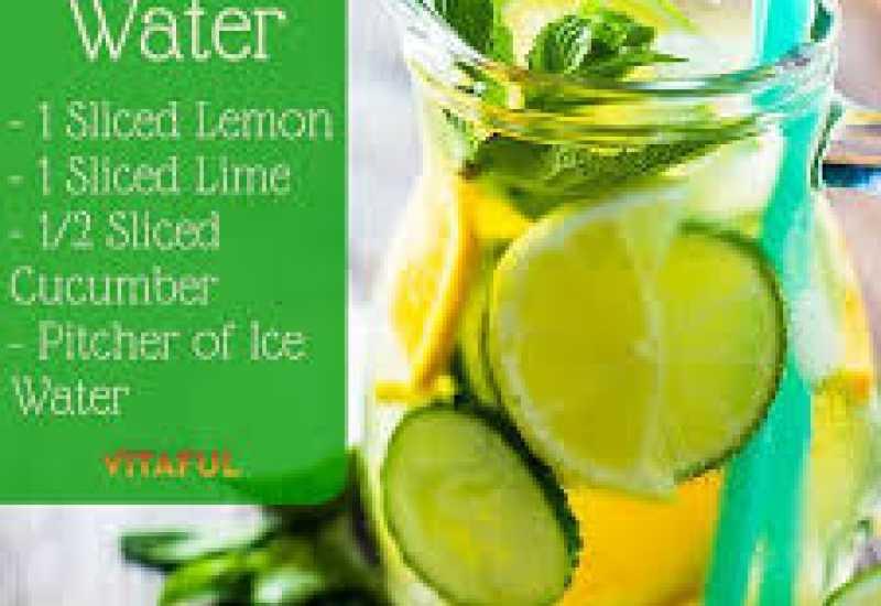 tounsia.Net : Detox water ( boisson )
