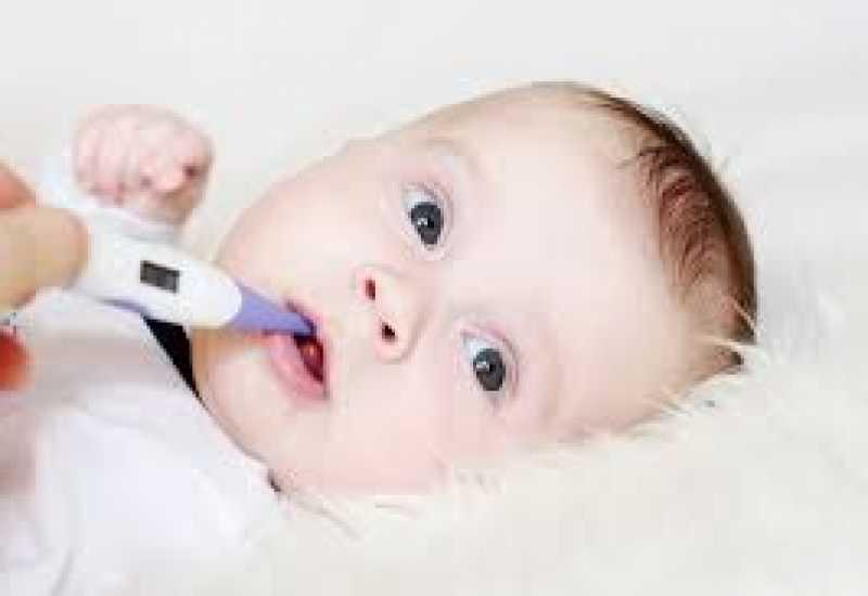tounsia.Net : Fièvre de bébé : comment la gérer ?