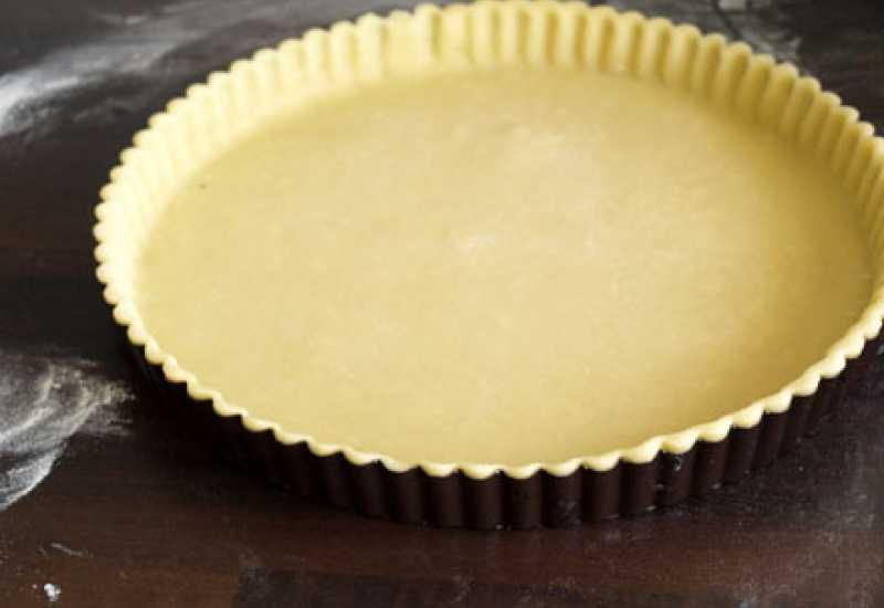 tounsia.Net : pâte brisée pour la tarte