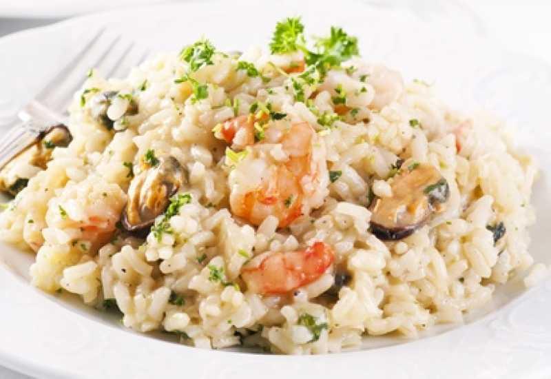 tounsia.Net : Salade de riz aux fruits de mer