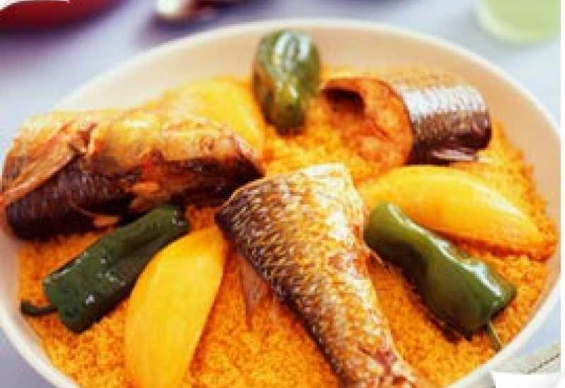 tounsia.Net : couscous sfaxian au poisson