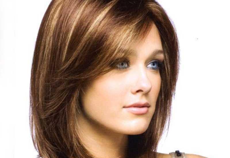 tounsia.Net : coiffure pour visage rond