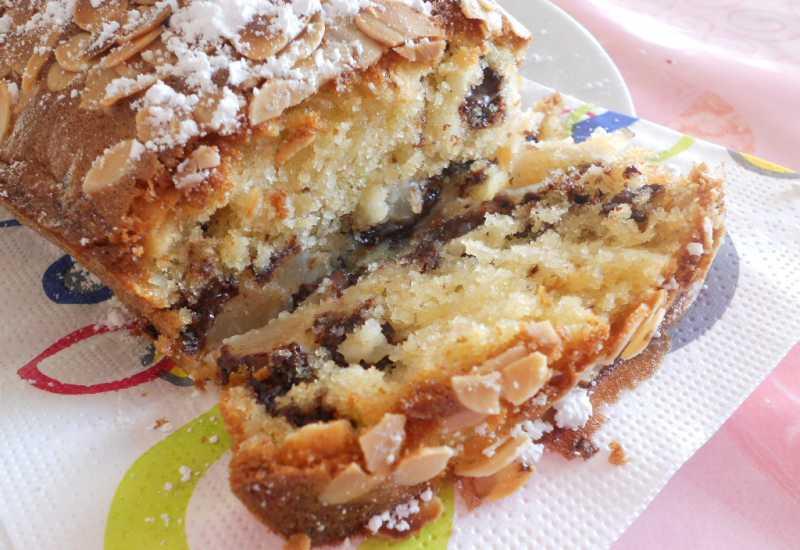 tounsia.Net : Cake au poire et chocolat
