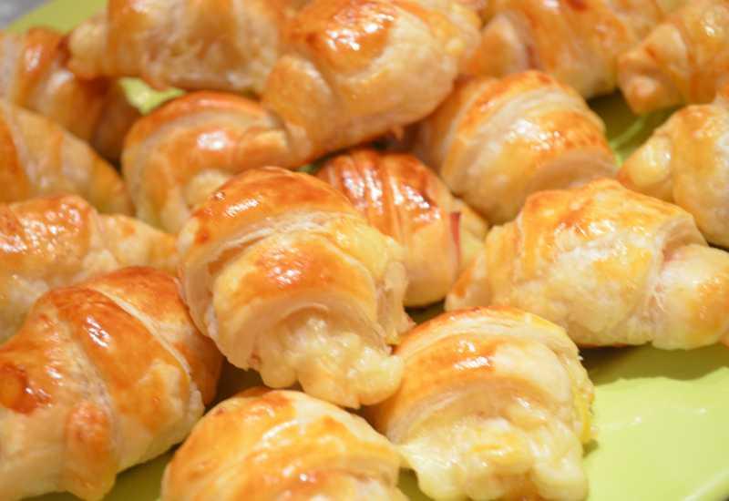 tounsia.Net : Croissants au fromage