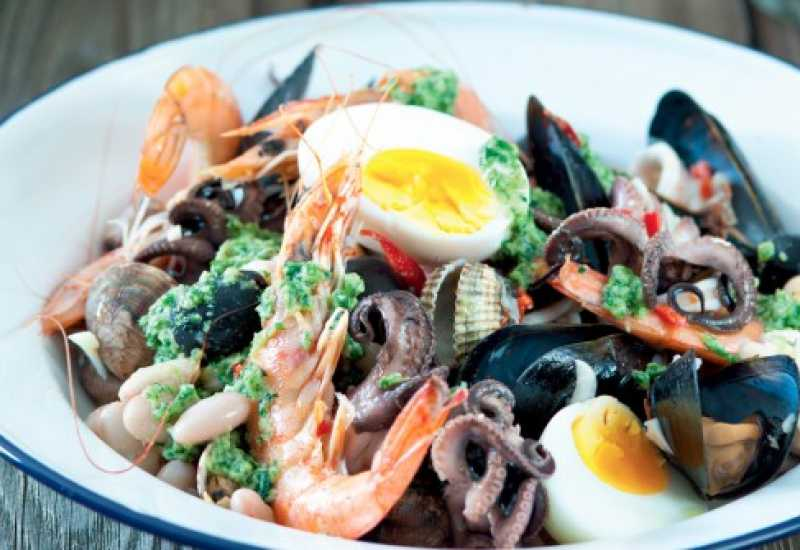 tounsia.Net : Salade de fruits de mer