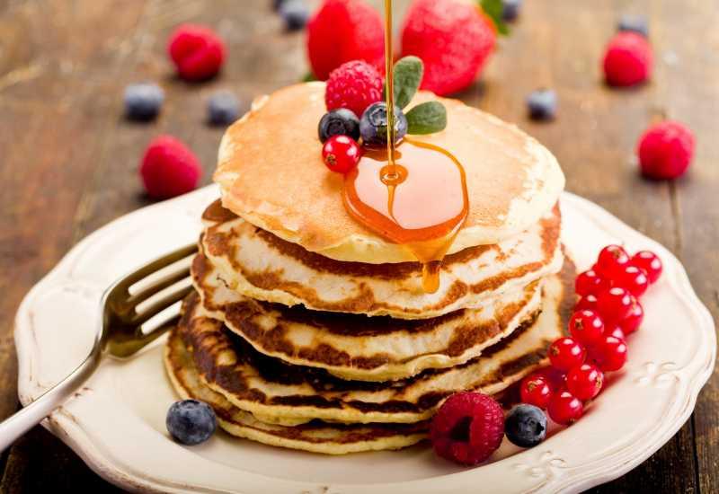 tounsia.Net : Pancake facile