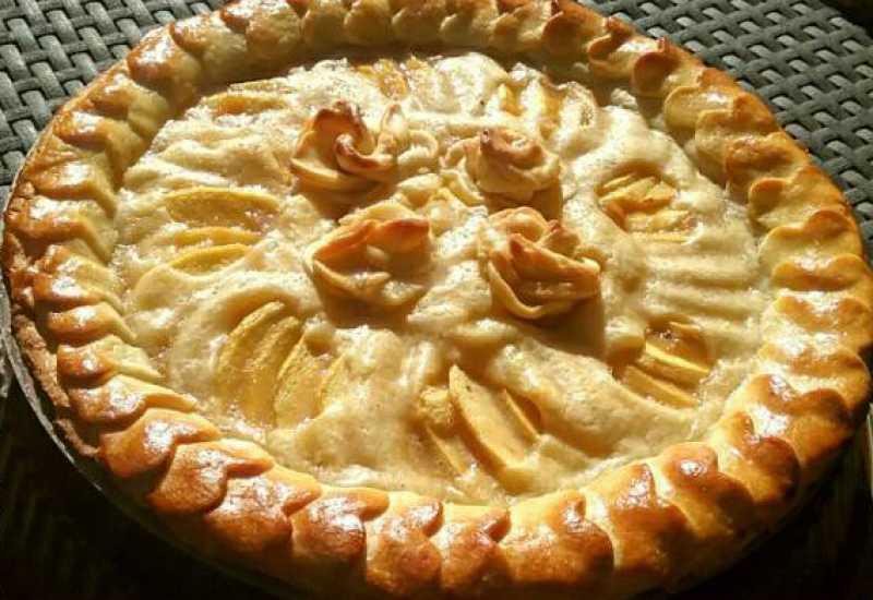 tounsia.Net : La tarte aux pommes