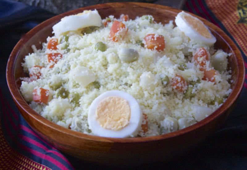 tounsia.Net : Couscous aux légumes (kosseksi az3er bel khodhra)