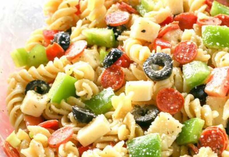 tounsia.Net : salade de pates (slatet Ma9rouna)