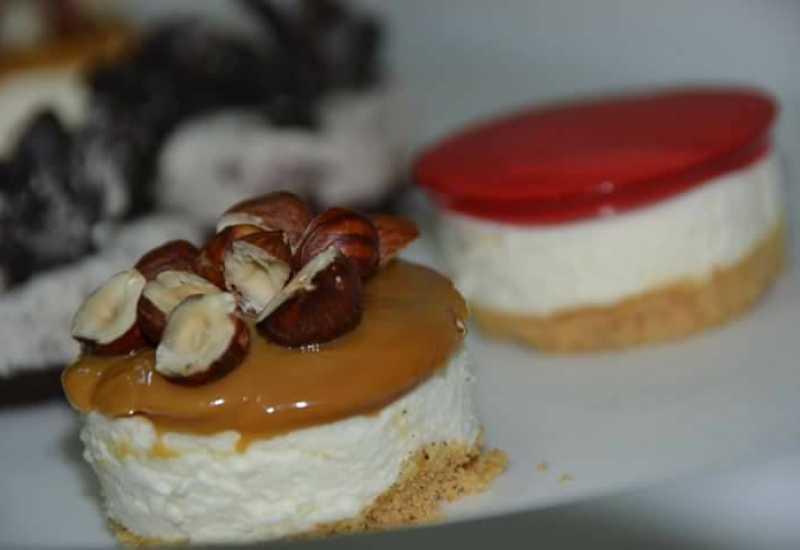tounsia.Net : Mini cheese cake