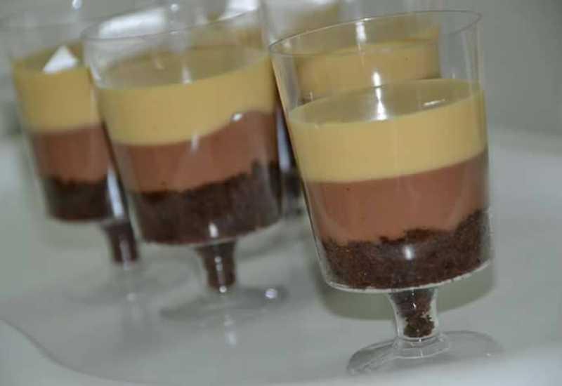 tounsia.Net : Verrines creme caramel