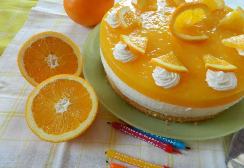 tounsia.Net : Gâteau orange spécial