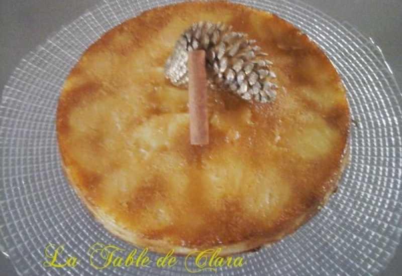tounsia.Net : Gâteau invisible pommes poires