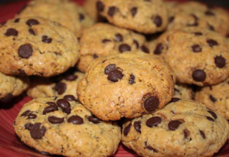 tounsia.Net : Cookies aux pépites de chocolat