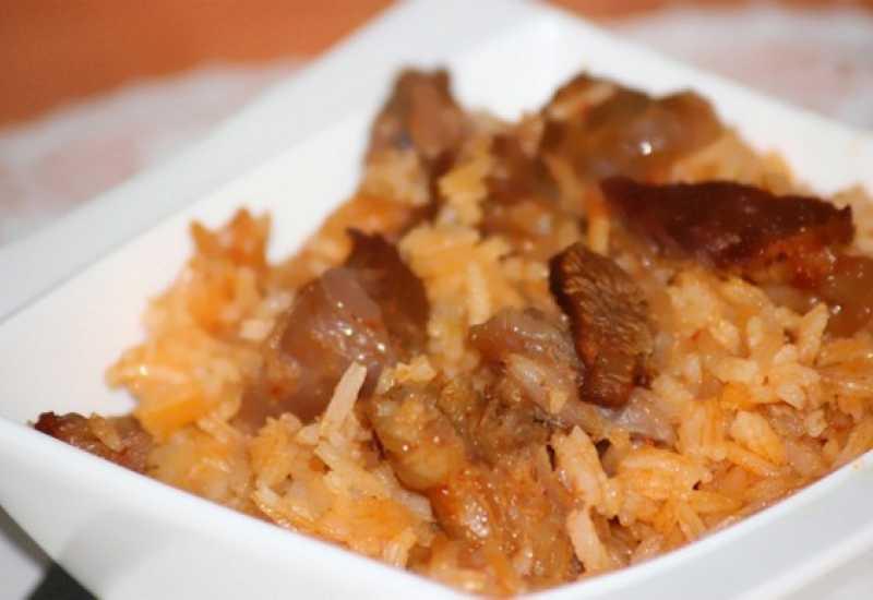 tounsia.Net : Soupe de riz (Rouz Jari)