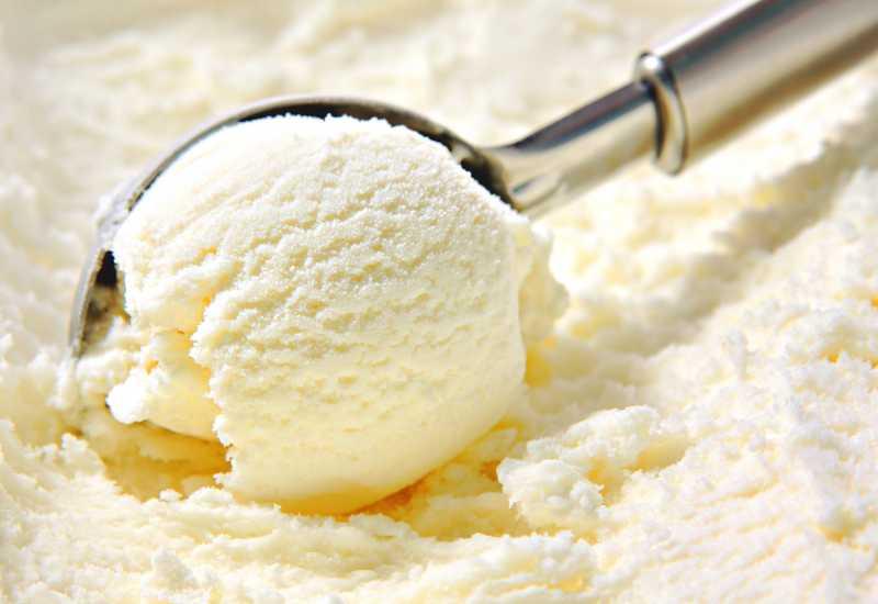tounsia.Net : Crème glacée à la vanille
