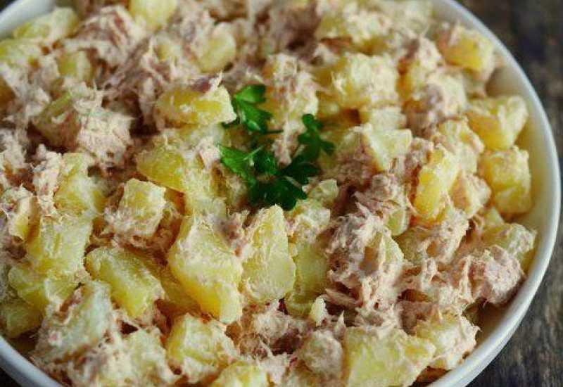 tounsia.Net : Pommes de terre au thon