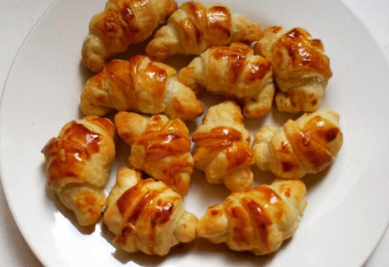 tounsia.Net : Croissant salé au thon