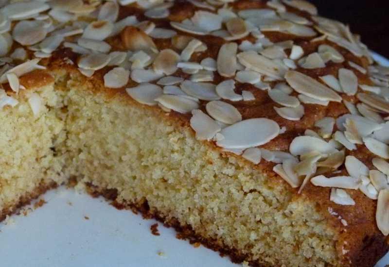 tounsia.Net : Gâteau aux amandes et au miel