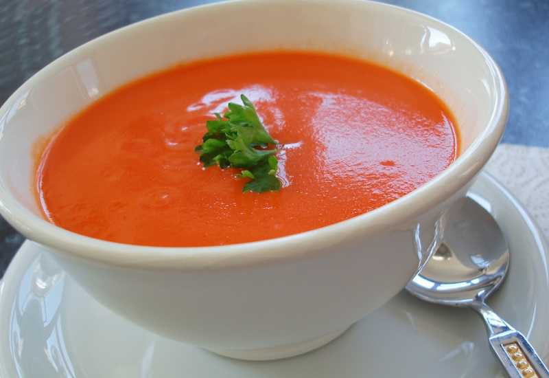 tounsia.Net : Soupe aux Tomates