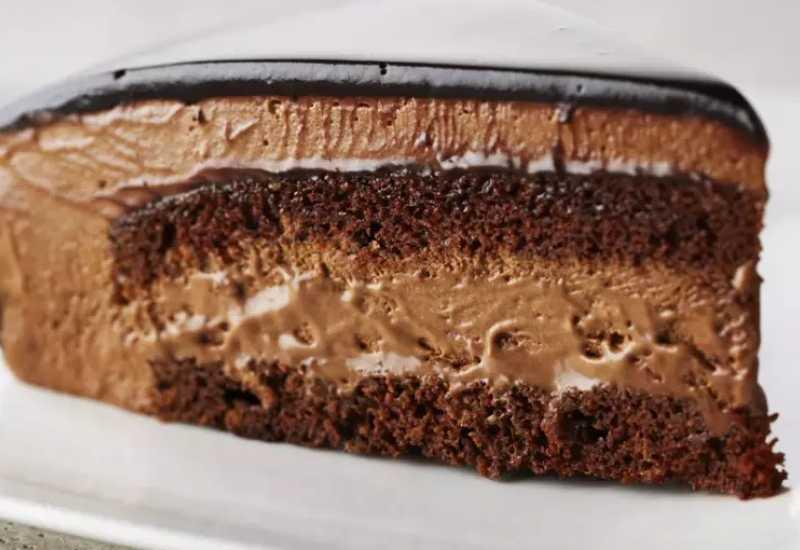 tounsia.Net : Gâteau mousse au chocolat