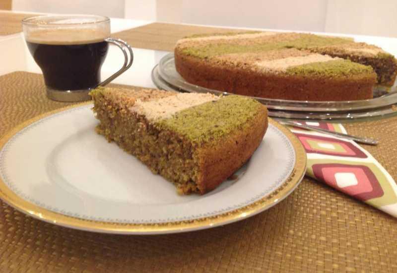 tounsia.Net : Gâteau au fruits sec (khobzet fakia)