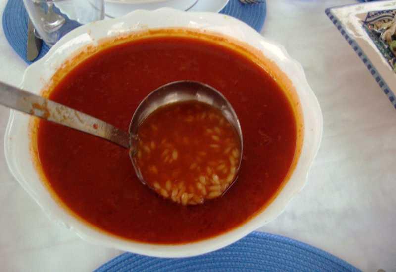 tounsia.Net : Soupe Sfaxienne (chorba sfa9siya)