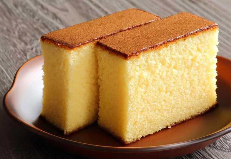 tounsia.Net : Gâteau au lait chaud
