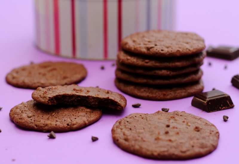 tounsia.Net : Cookies façon brownie