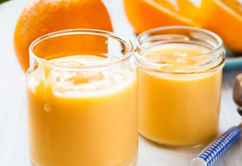 tounsia.Net : Crème à l'orange