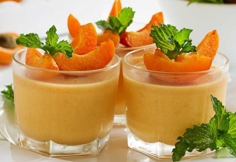 tounsia.Net : Mousse d'abricots