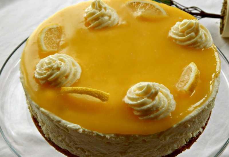 tounsia.Net : Gâteau mousse au citron