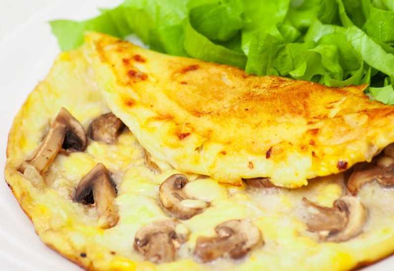 tounsia.Net : Omelette aux champignons