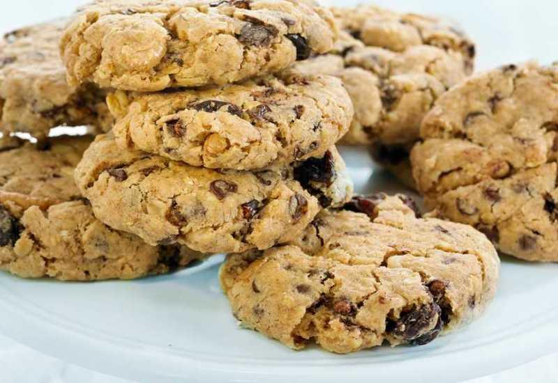 tounsia.Net : Cookies aux raisins