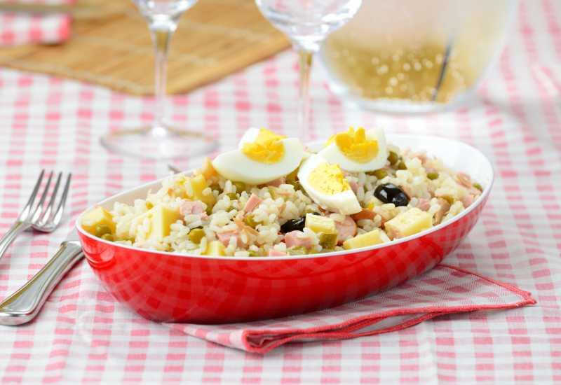 tounsia.Net : salade de riz