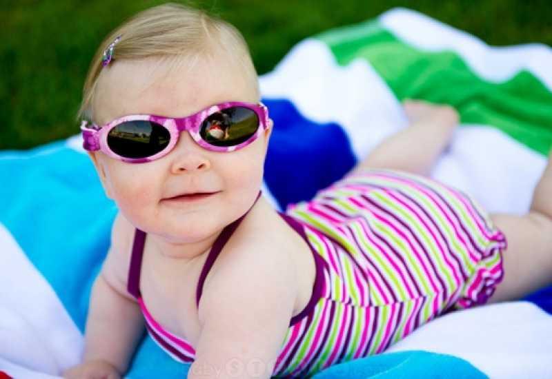 tounsia.Net : Prévenir et soigner les coups de soleil de bébé