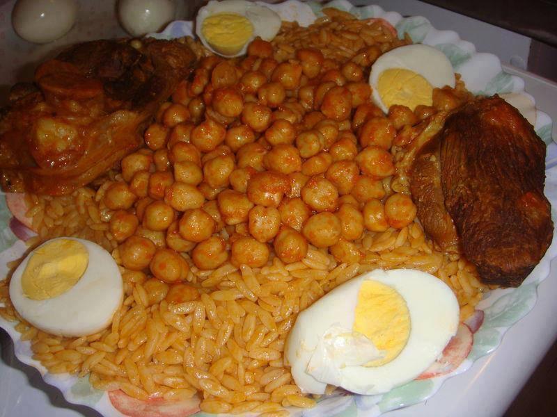 Recette de plat principal chorba mfawra de la cuisine - Cuisine tunisienne ramadan ...