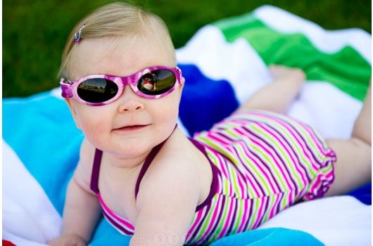 Sant pr venir et soigner les coups de soleil de b b de - Comment soigner coup de soleil ...
